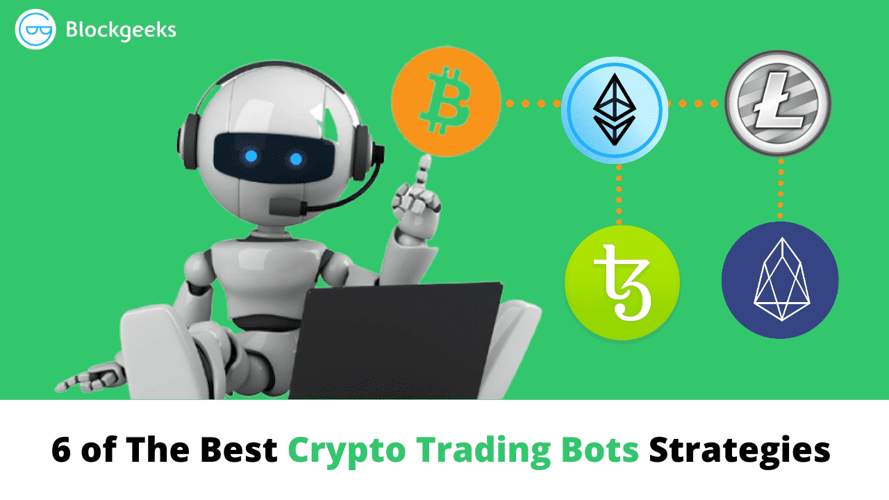 Bots Trade. Cryptocurrency Android vidin