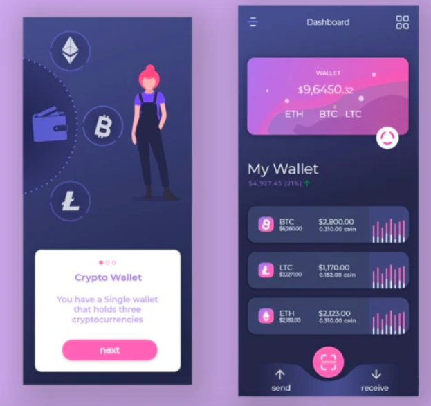 Crypto Android Githab